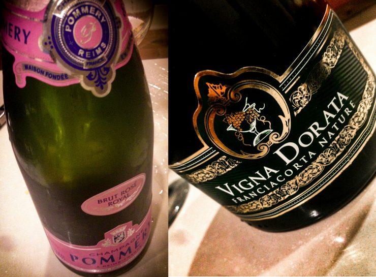 Champagne e Franciacorta